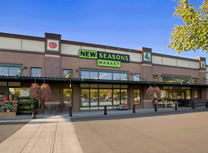 New Seasons at Orenco Station, Hillsboro, Oregon
