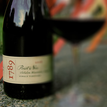 1789 Wines • Oregon Wine With a French Accent