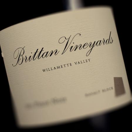 Brittan Vineyards • McMinnville, Oregon
